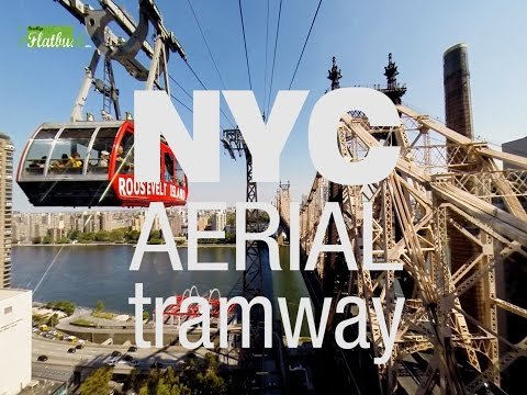Roosevelt Island Tramway - NYC Aerial Tramway