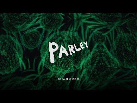 332243998ec adidas x Parley at 747 Warehouse St - YouTube