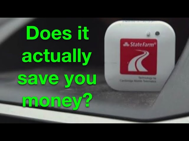 State Farm Drive Safe And Save My Experience Save Money Youtube
