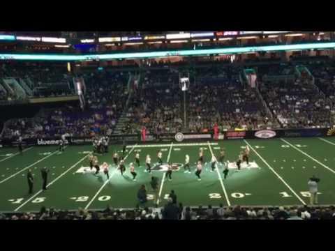 Arizona Rattlers Cheerleaders 2017