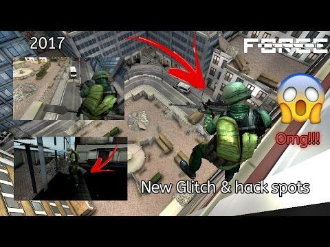 New Bullet Force City Glitch Hacker Spots 2017 How To Kill Campers Tricks Road To