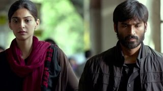 Sonam and Dhanush have their final say of words