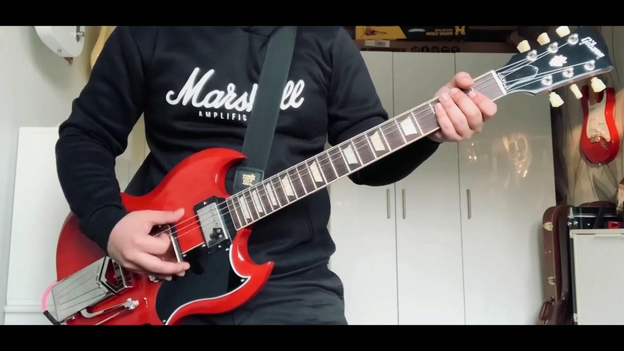 Download Live Looping   Gibson SG Standard 61 Sideways Vibrola