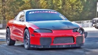 fastest dsm on earth boostin performance s red demon