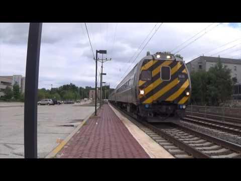 A Nice Day At Villanova Train Station