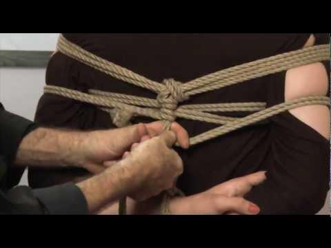 Rope tutorial Japanese bondage