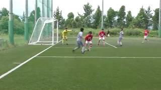 高円宮杯JFAU U-18聖和学園vs宮城県工業