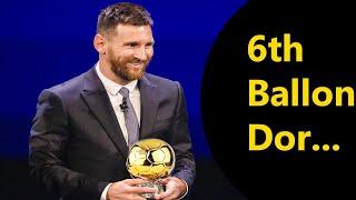 4 Reasons Why Messi Will Win His  6th Ballon Dor.| Ballon Dor 2019|