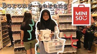 Vlog Miniso Haul + Review Barang Miniso | Indonesia 🇮🇩