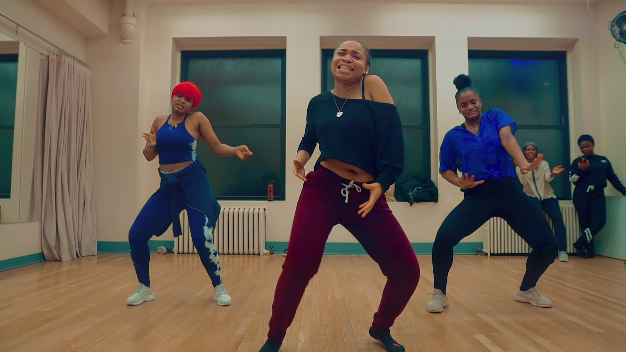 Safarel Obiang - Manger Chier (Dance Class Video) | Nigerian Jawn Choreography | Chop Daily
