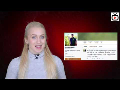 Arsenal Viral | Gooners lay into Michael Owen For His Stupid Ozil comments