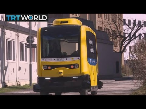 Berlin testing self-driving buses at hospital | Money Talks