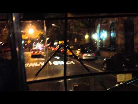 CBOA Home Stretch Vintage Bus Ride Back To Manhattan
