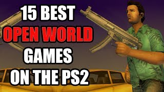 15 Best Open World Games On The PS2