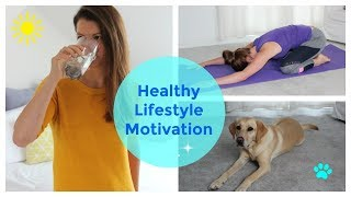 Healthy lifestyle motivation / workout