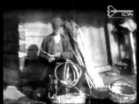 Krepšių pynimas Žemaitijoje - Basket Weaving in Lithuania (1939)