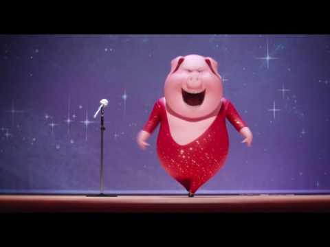 SING - Scena del film in italiano