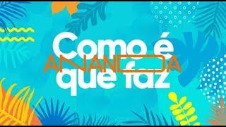 Ananda - Como é que faz (Jay Remix) - Official Lyric Video