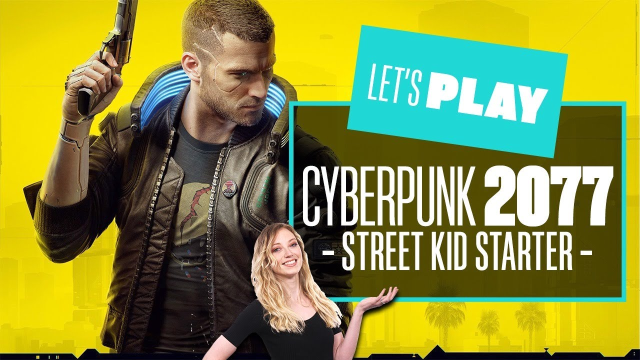 Let's Play Cyberpunk 2077 - WELCOME TO NIGHT CITY CYBERPUNK 2077 PS5