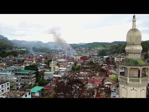 Marawi City,  Lanao del Sur on the island of Mindanao in the Philippines