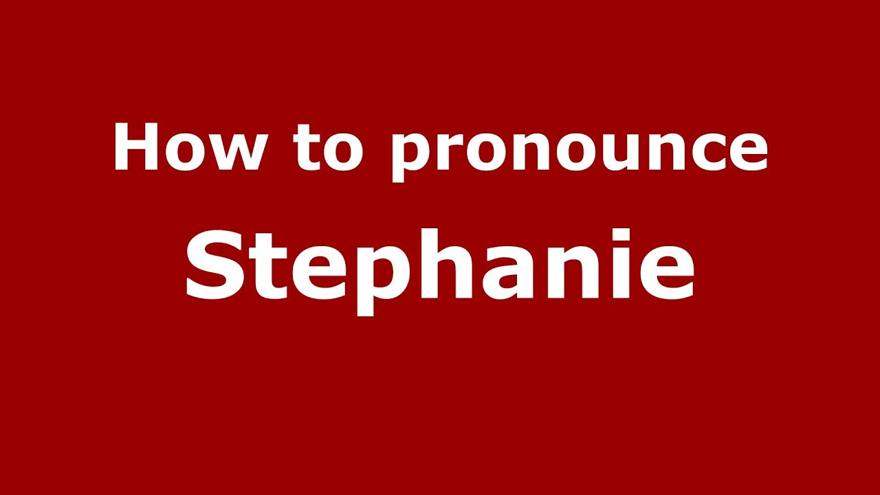 Name Stephanie: meaning and origin. What does the name Stephanie 19