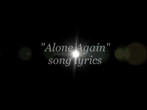 Dokken - Alone Again lyrics