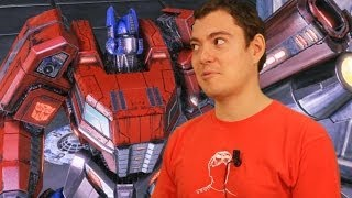 Transformers: Rise of the Dark Spark - мнение Александра Шакирова
