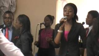 Anita Wilson - All About You  performed by RCCGMP SKN CHOIR
