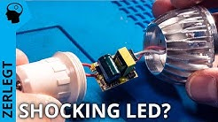 Lebensgefährliche LED (GU10)?