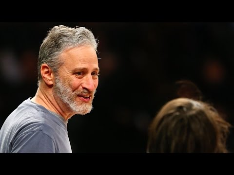 Jon Stewart reacts to election results