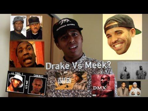 Drake vs Meek (Back to Back BEST Reaction/Rant)