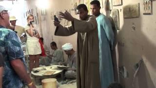 Настоящие сувениры в Египте