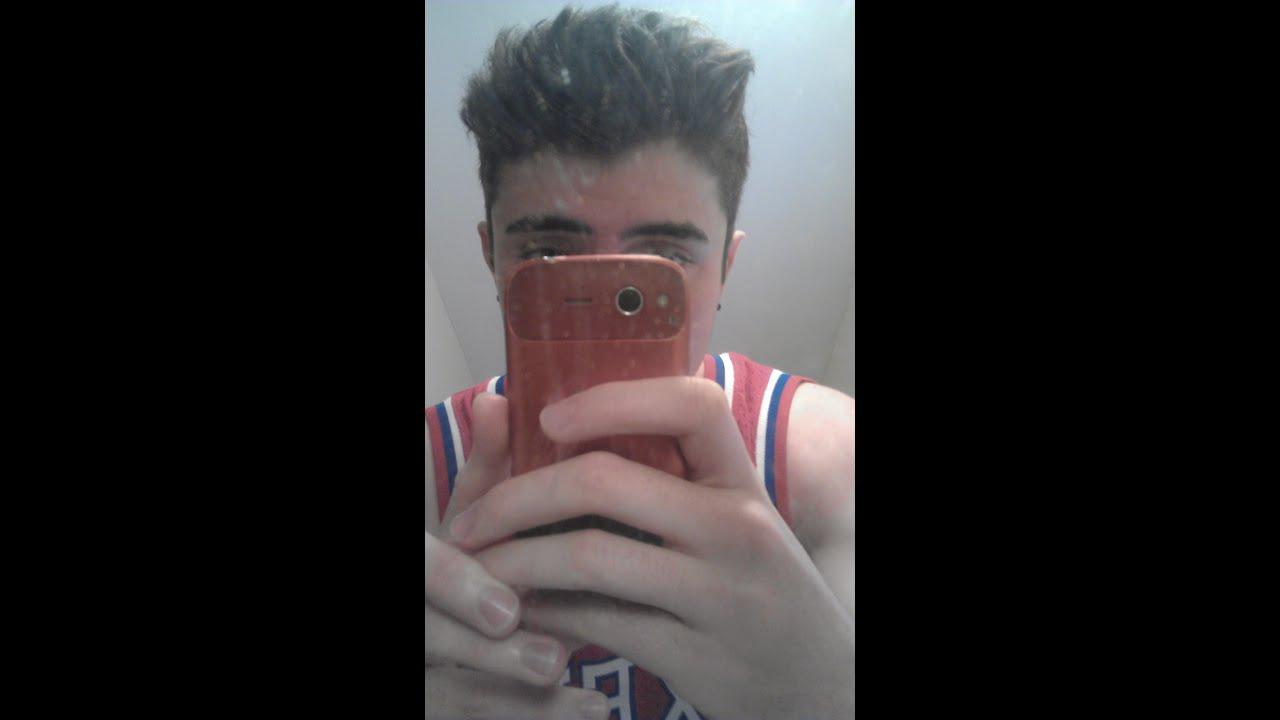 Mens Quiff - Zayn Malik Hair Tutorial - YouTube