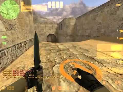 Counter Strike 1.6   NaVi vs SK De_Dust 2