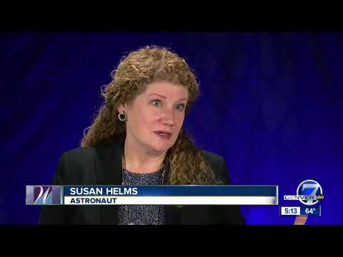 Susan Helms, Colorado Women's Hall of Fame Class of 2018