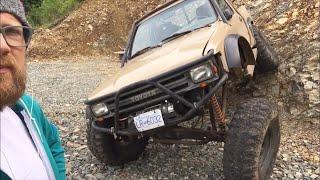 Toyota Rockcrawler Walkaround