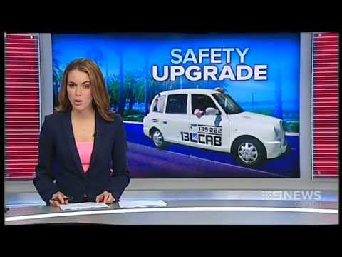 London Cabs - Ch 9 News Perth - December 2, 2014
