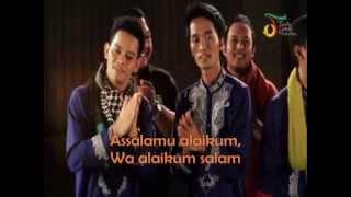 """GAMMA1 Assalammu'alaikum """"Lyrics"""""""