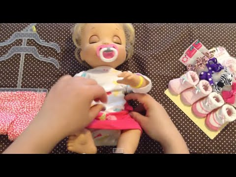 Baby Alive Changing Video with Beatrix