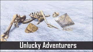 Skyrim 5: More Unlucky Adventurers You May Have Missed - The Elder Scrolls 5 Secrets