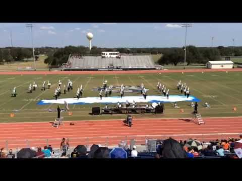 Goliad High School Band Marching Contest Last Half
