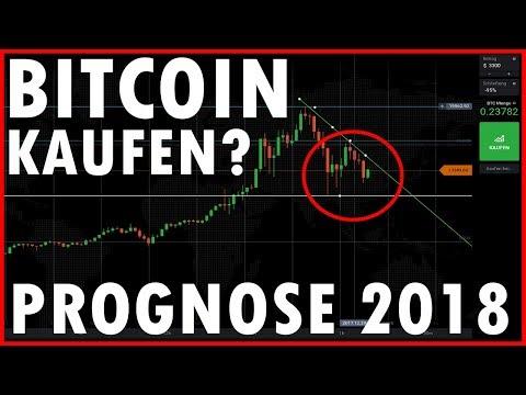 Bitcoin Prognose 2018 | Kaufen und verkaufen? | Trading Analyse (Deutsch Erklärung)