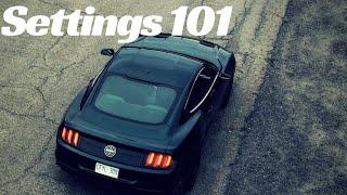 2019 Ford Mustang Bullitt: Custom Settings Explained