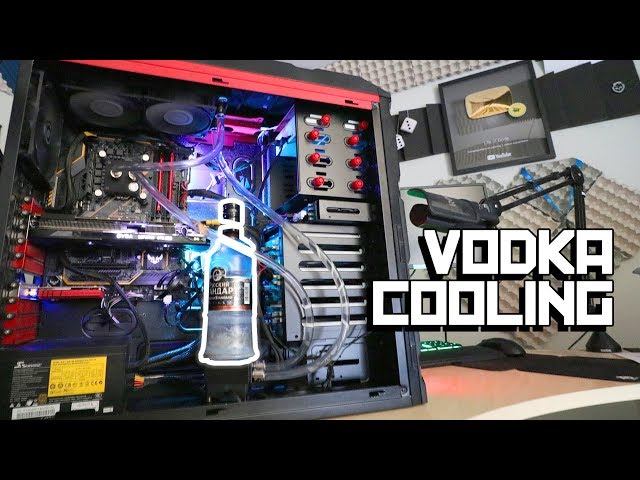 The vodka cooled PC