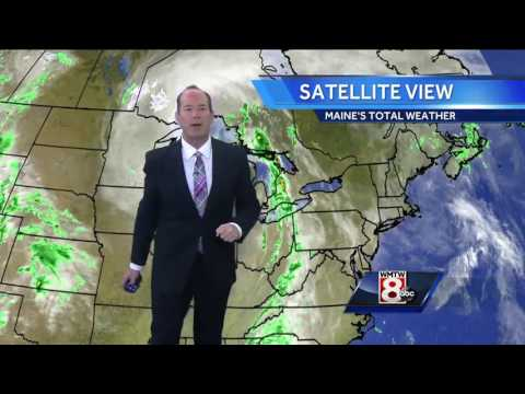 Roger's Friday morning forecast