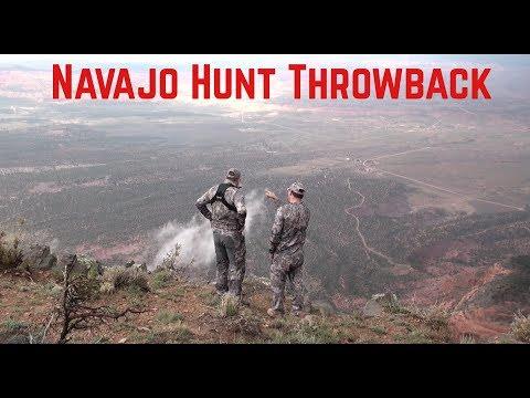 Navajo Reservation Deer Hunt Throwback #2