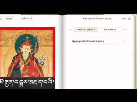 Radio Free Asia Interview about Tibetan ebook