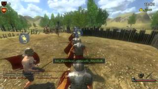 Repeat youtube video Mount and Gladius footage with the 1st Praetorian
