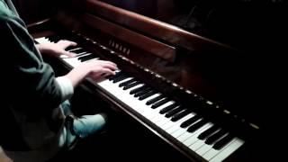 The Endless Enigma (Emerson,Lake & Palmer Cover Piano)