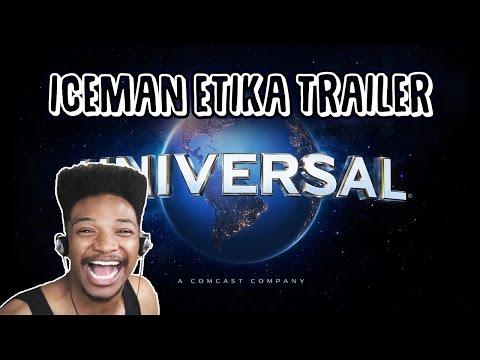 ETIKA REACTS TO ICEMAN ETIKA TRAILER
